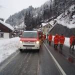 Ankunft in Taxenbach