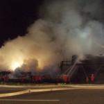 Grossbrand Sägewerk Kaltenhauser