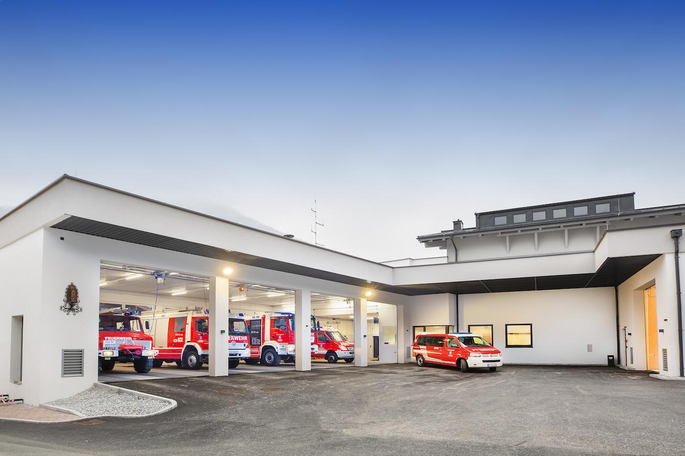 Feuerwehrzeugstätte 2019