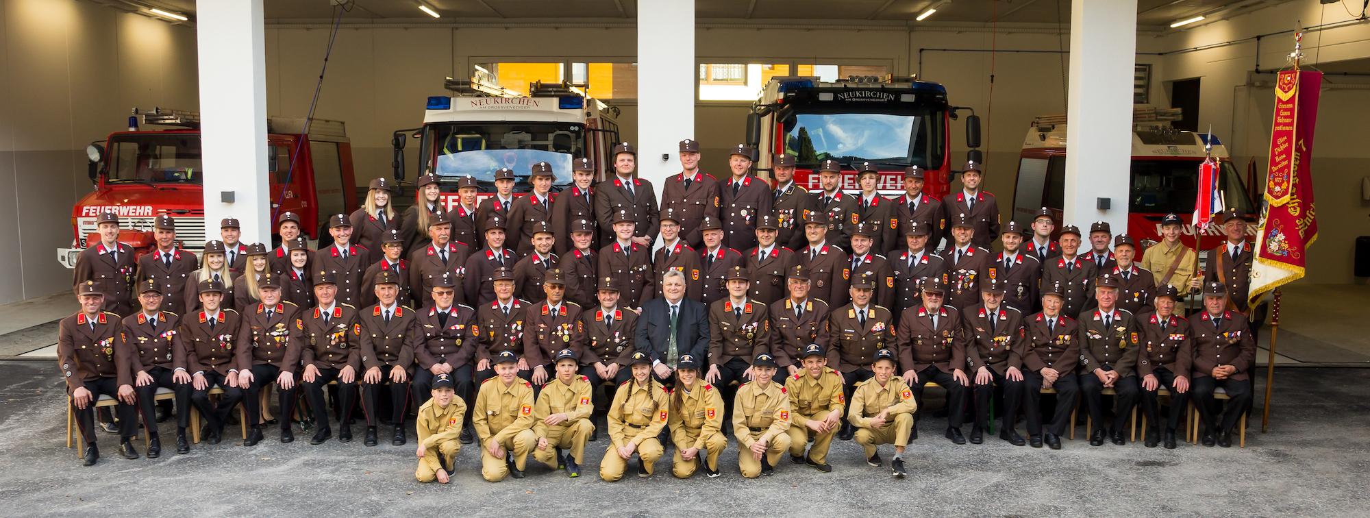 Feuerwehr Neukirchen 2019